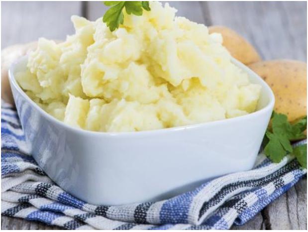 Самое вкусное картофельное пюре готовится из сорта Синеглазка