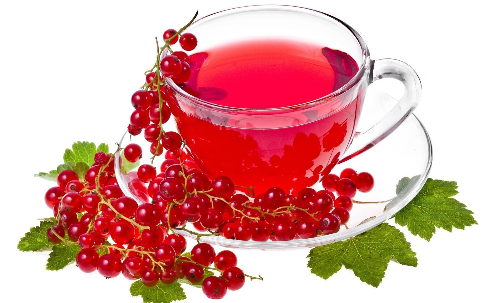 Красная смородина - источник крепкого здоровья