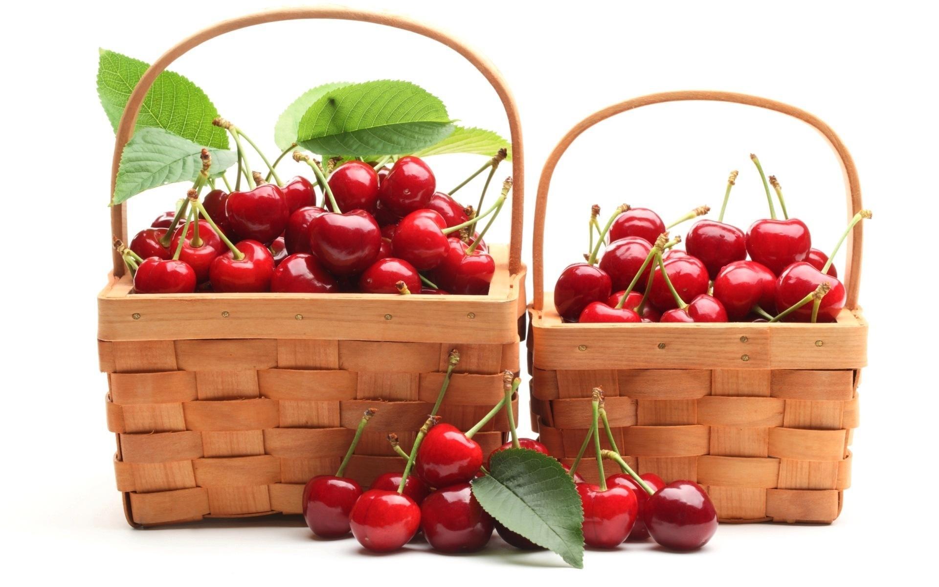 Любская вишня.Вкусные плоды