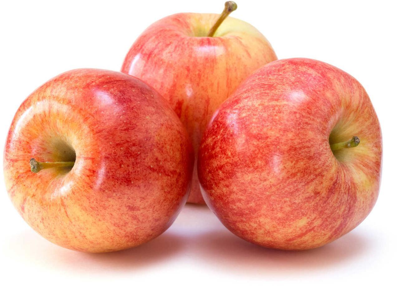 Яблоко гала зеленые