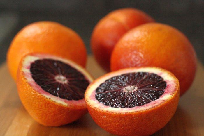 Красный апельсин: вкус и польза