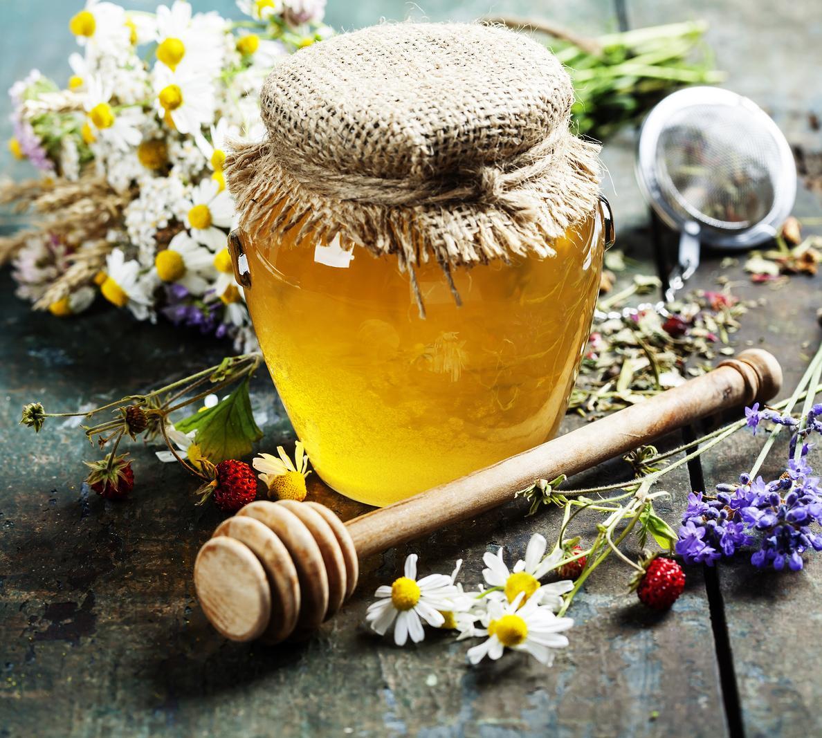 Особенности меда из разнотравнья