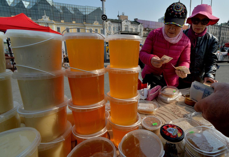 Как определить качественный мед