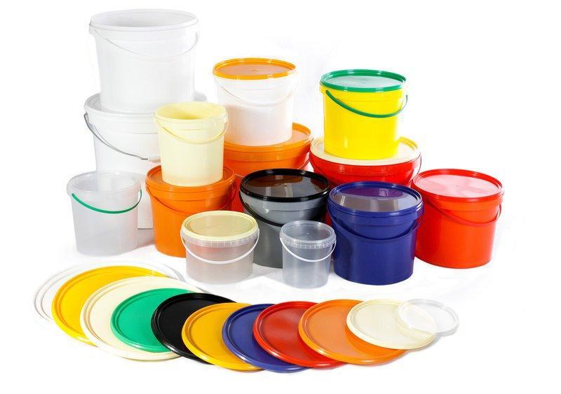 Характеристики пищевого пластикового ведра