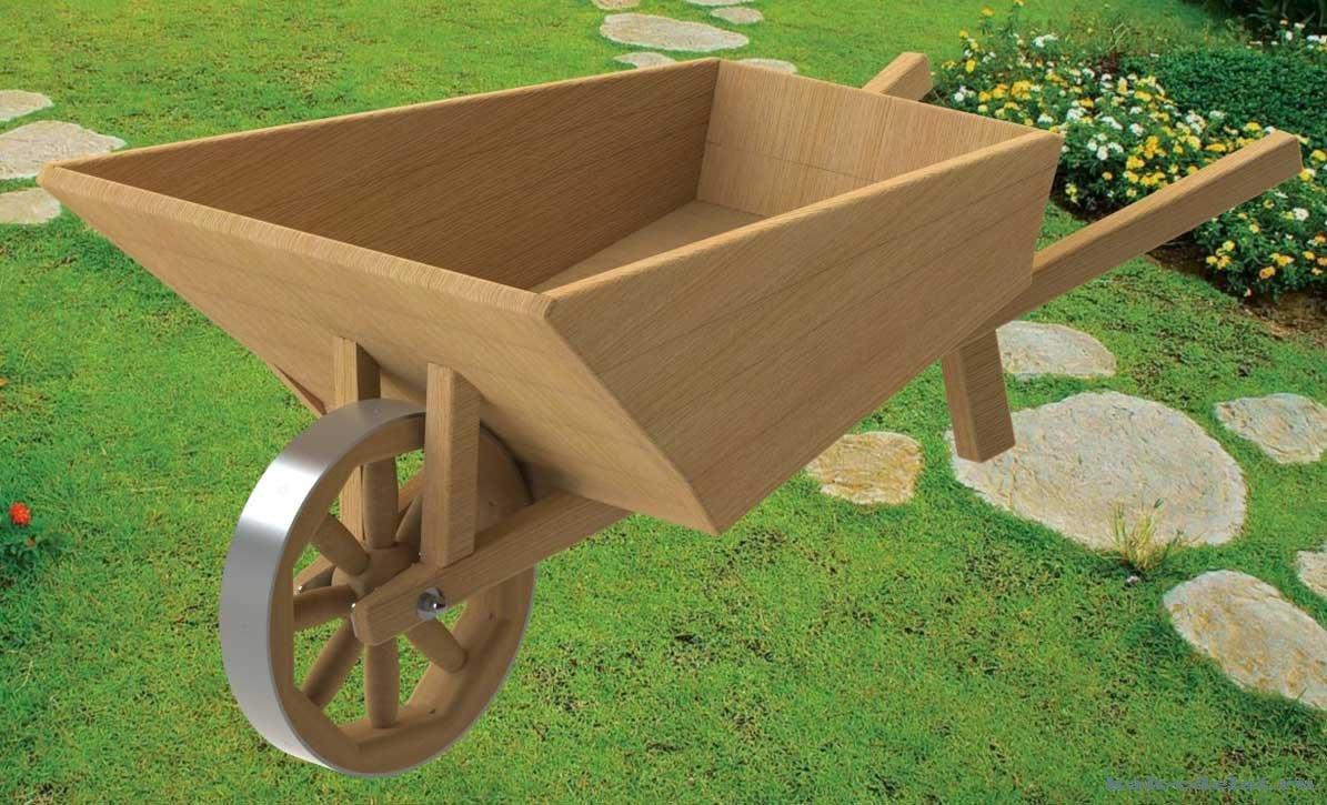 Как выбрать новые колеса для садовых и строительных тачек?